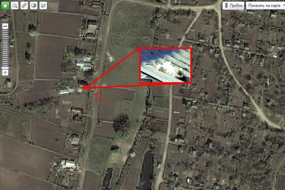 Найти адрес по фотографии местности