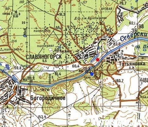 карта-схема
