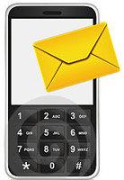 Мобильник с СМС